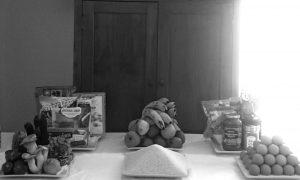 Food Arrangement Services to God